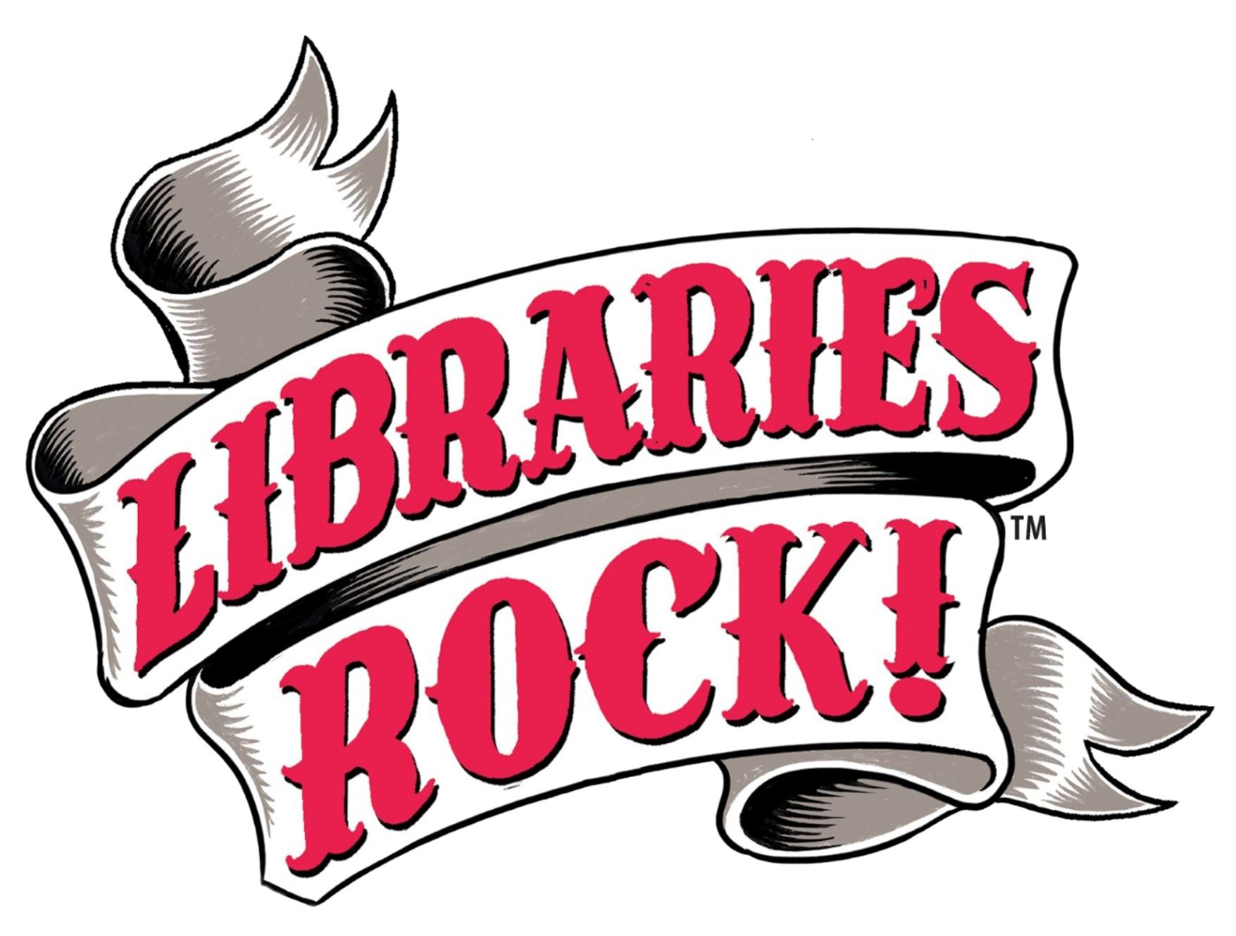 Libraries Rock 2018 Summer Reading Logo