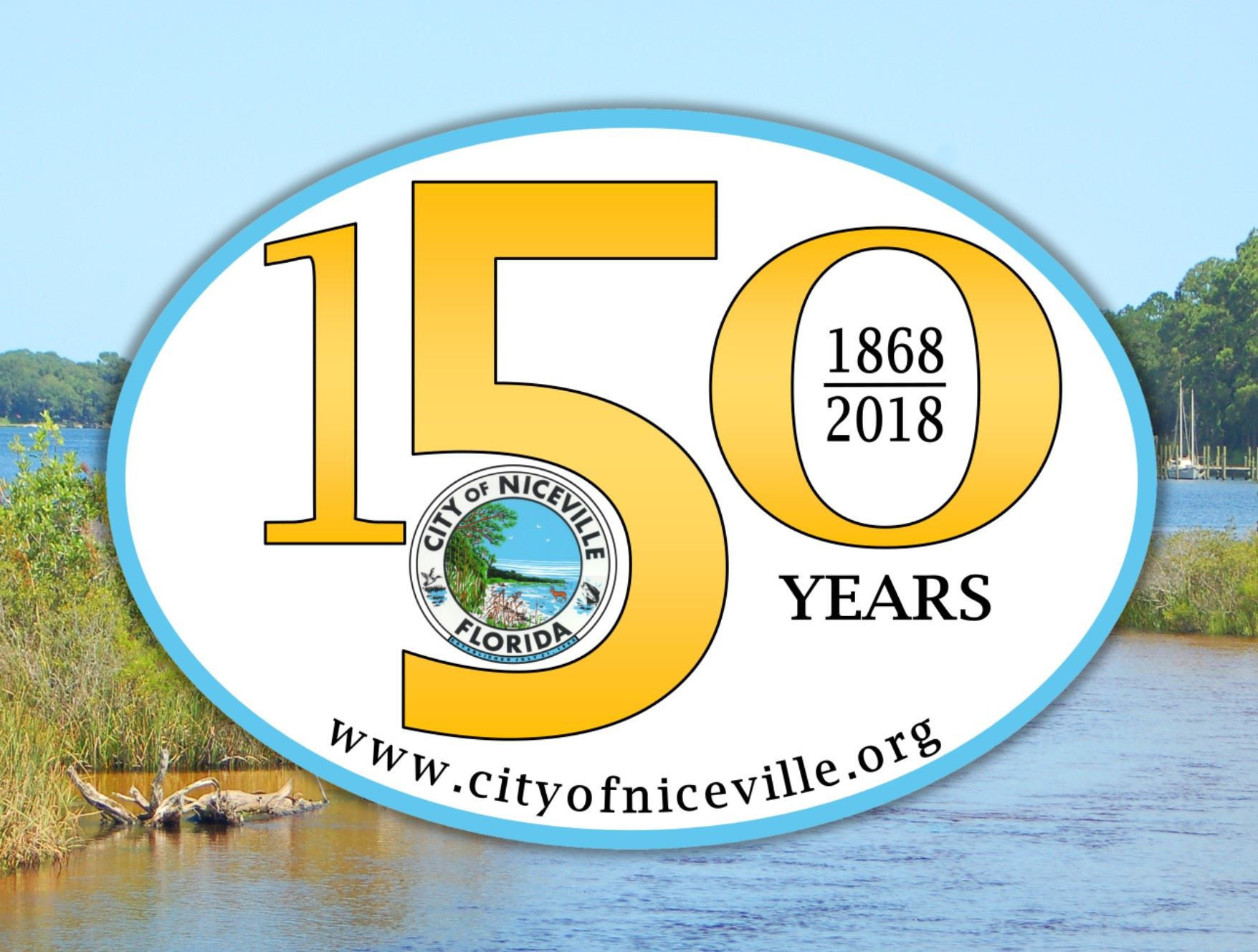 Niceville Celebrating 150 Years