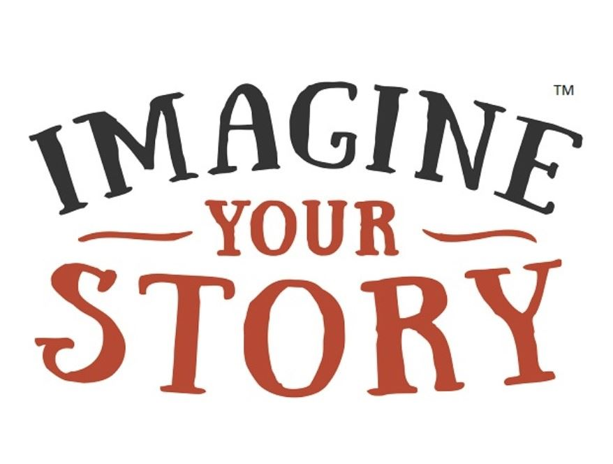 Summer Reading Logo 2020 Imagine Your Story