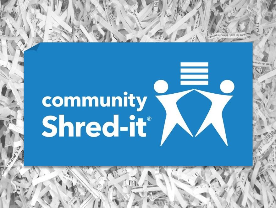 Community Shred-it Logo