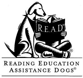 Reading Education Assistance Dogs logo