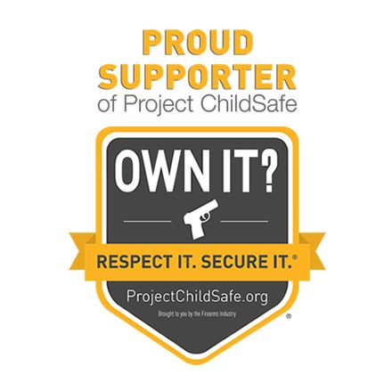 Proud Supporter of Project Child Safe Image
