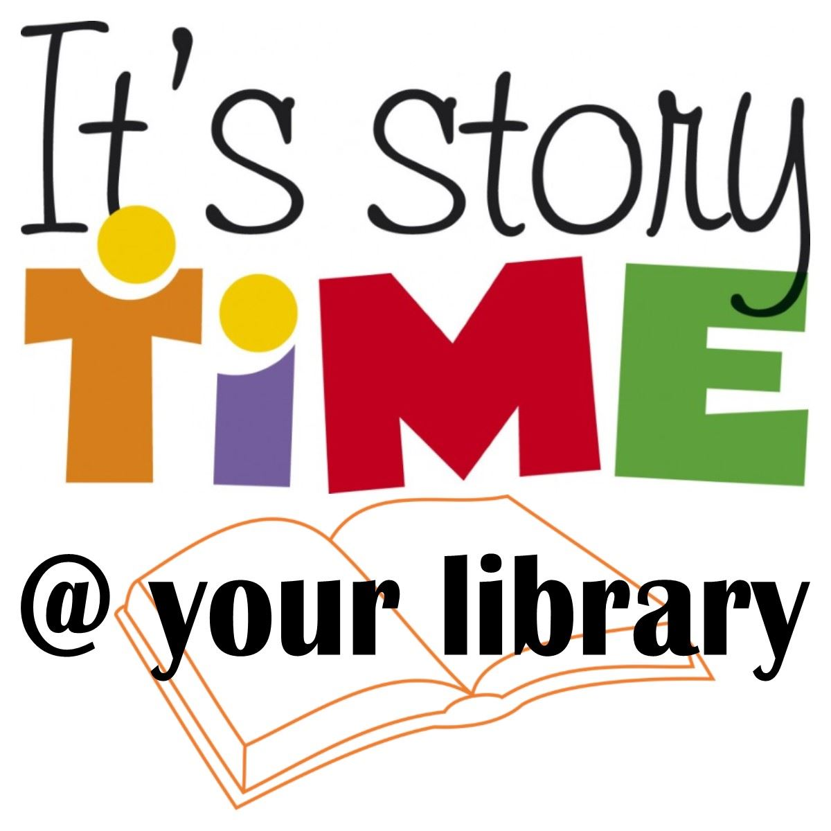 It&#39s Story Time @ your library